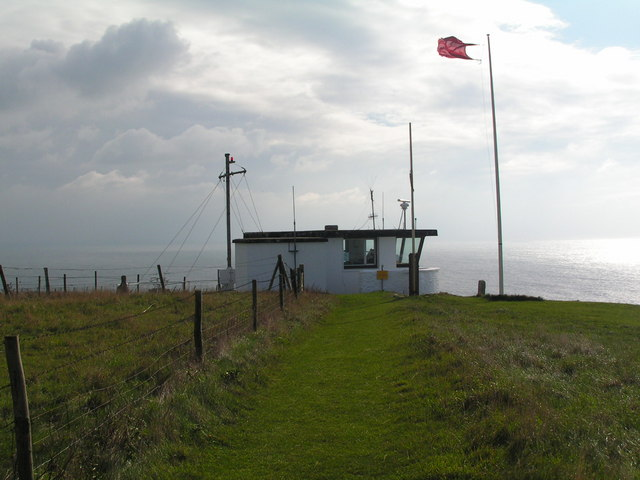 NCI Station, St Aldhelm's Head