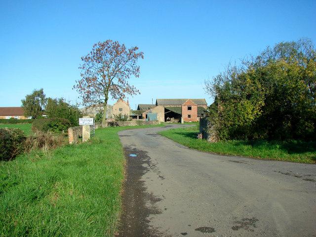 Riddings Farm, Fenwick