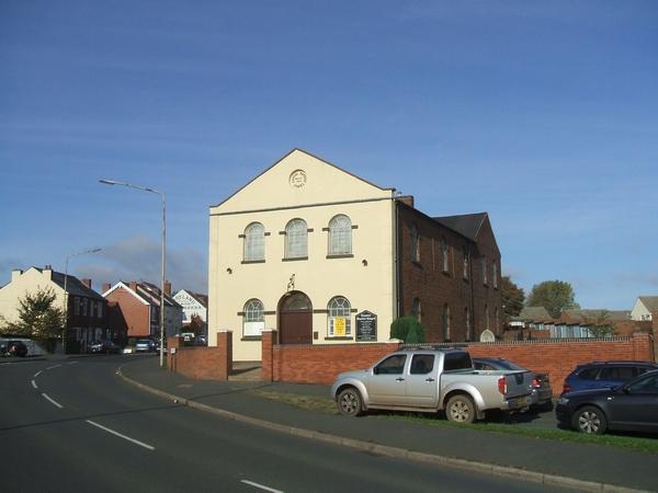 Coppice Baptist Chapel