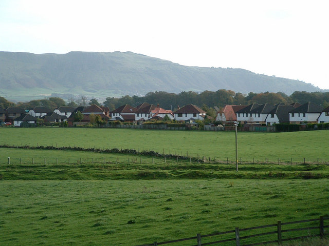 Lathro Housing Estate