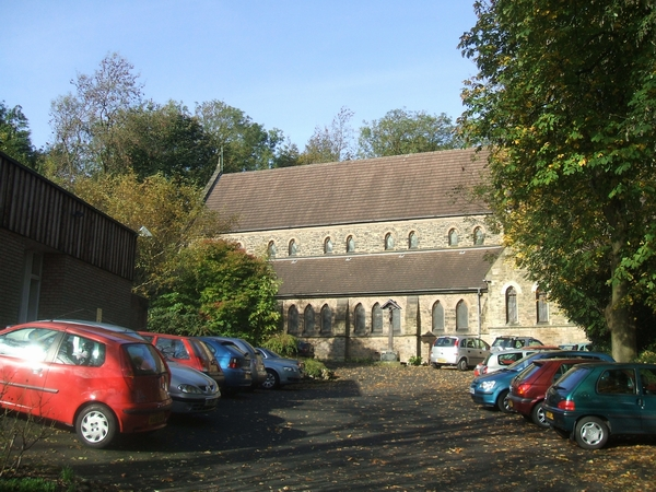 Hurst Hill Church