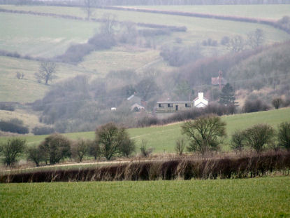 Wharram Quarry & station buildings