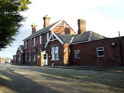 Sawdon Station House