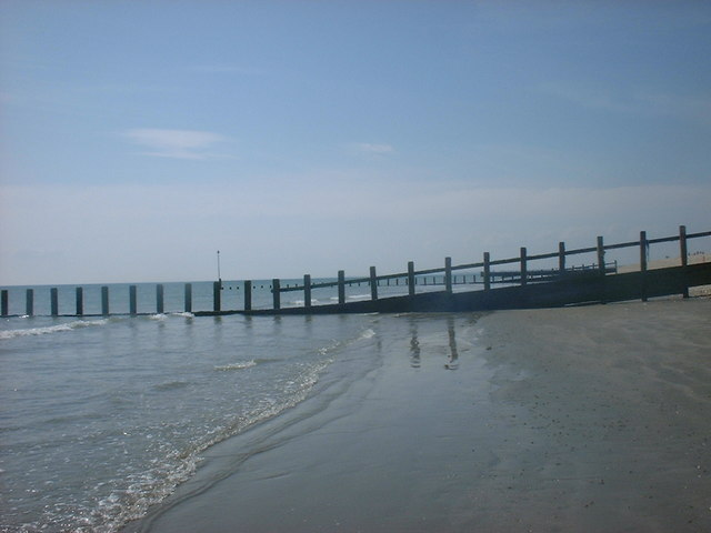 West Sands beach - Selsey