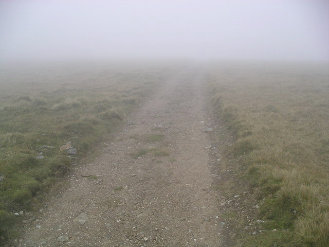 Moine Mhor landrover track 1
