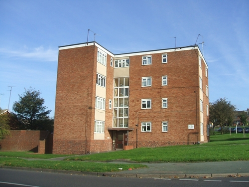 Council Housing - Flats in Woodcross
