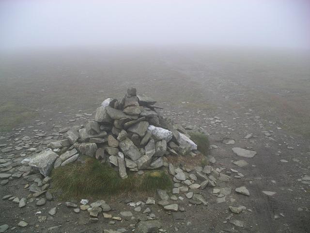 Mullach Clach a' Bhlair : Munro No 114