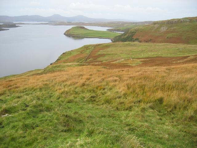 Above Loch Harport