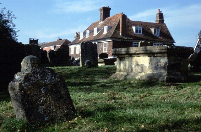 St Mary's Churchyard, Goudhurst