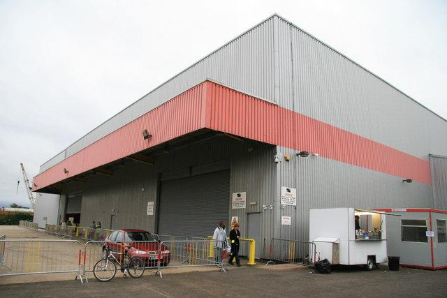 Birmingham Museums Collection Centre, Nechells