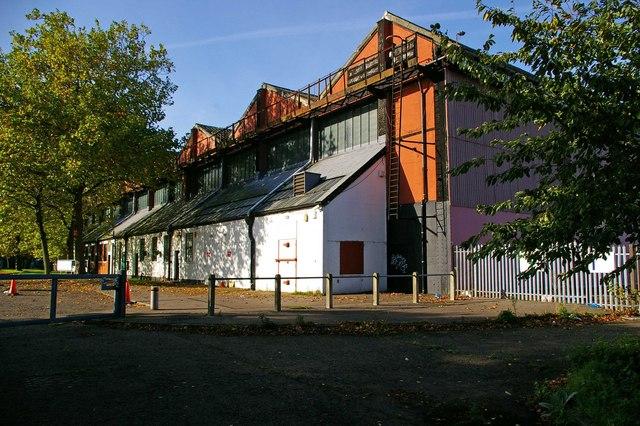 North Weald Hangar