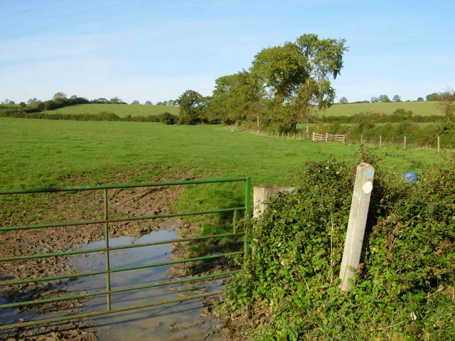 Bridleway to Shipston on Stour
