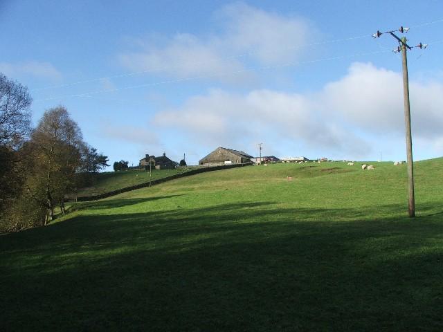 Slitheroford Farm.