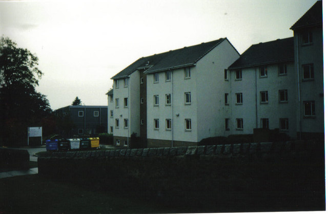 Keppleston Halls of Residence