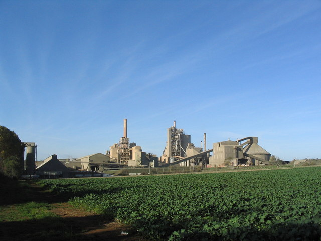 Ketton cement works
