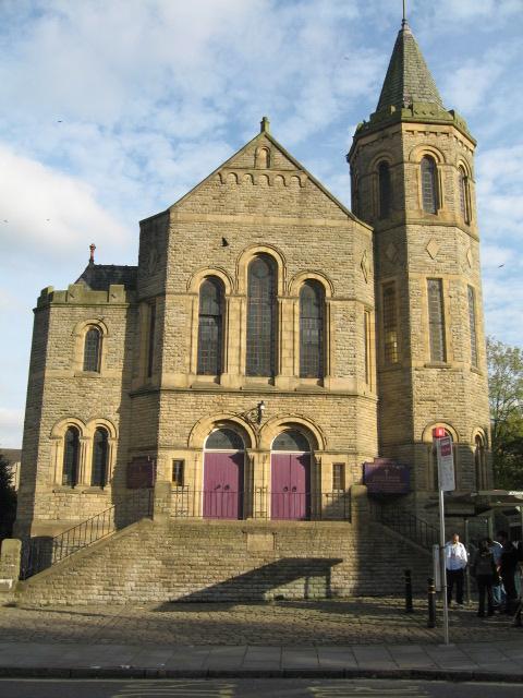 Uppermill Methodist Church