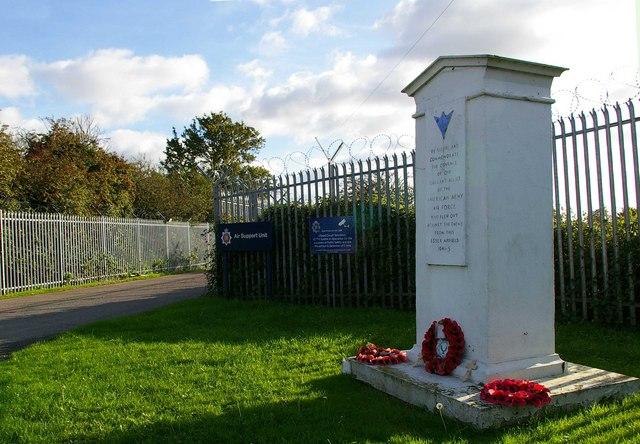 Boreham Airfield Memorial