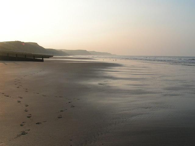 Beach at St. Bees