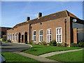 SP9342 : Lanchester Hall, Cranfield University by Mr Biz