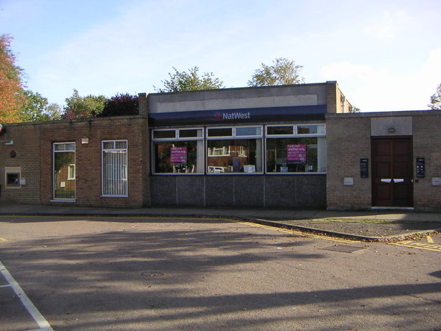 Natwest Bank, Cranfield University
