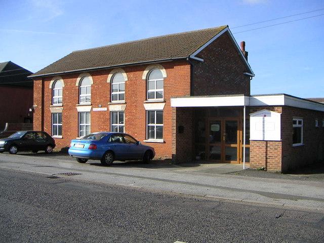 Cranfield Methodist Church