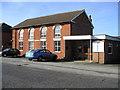SP9541 : Cranfield Methodist Church by Mr Biz