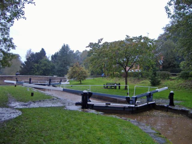 Tilstone Fearnall: Tilston Lock