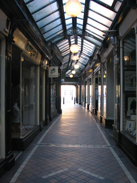 Newark Arcade.