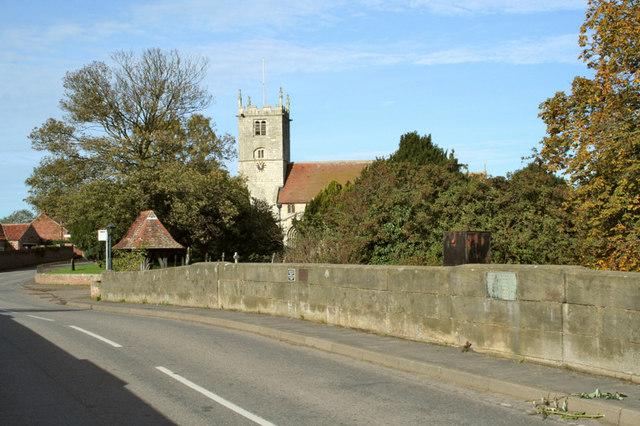 Stillingfleet, St Helens Church