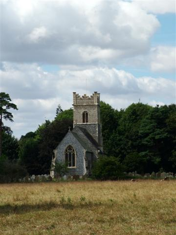 Somerleyton Church