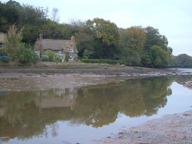 Dinah's Side, Dittisham Mill Creek
