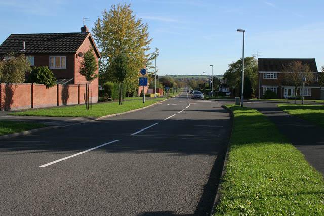 Longcliffe Road, Grantham