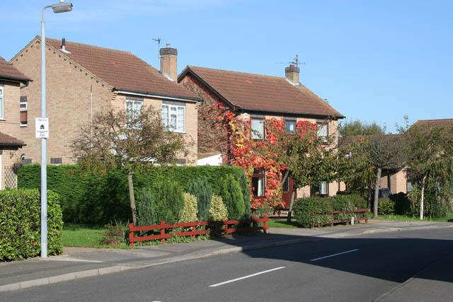 Ravendale Close, Grantham