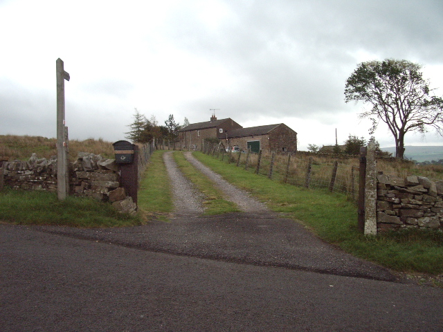 The road to Blackmoor Gate