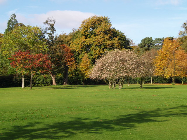 Autumn Colours - Calderstone Park
