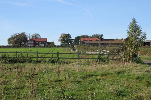 Gonerby Grange near Belton