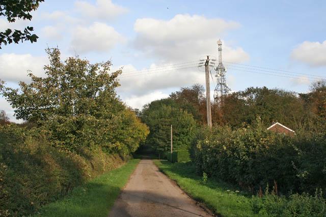 Heath Lane, Carlton Scroop
