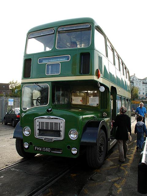 Old Bristol Bus