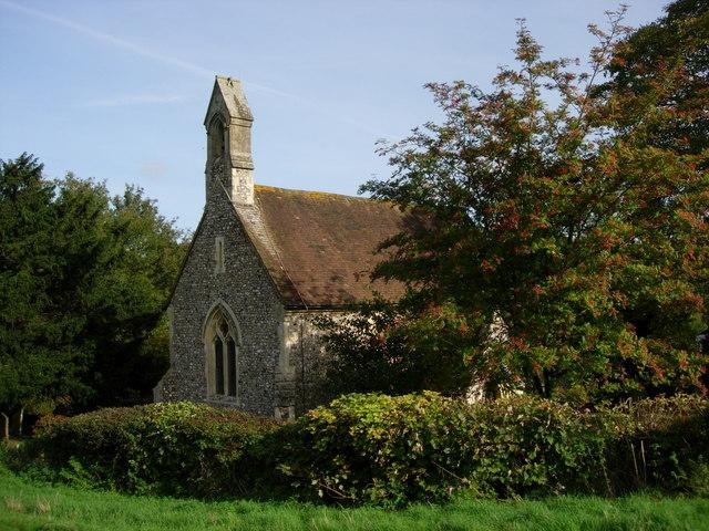 Woodlands Church between Kemsing & West Kingsdown