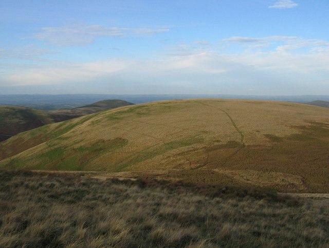 Saughieside Hill