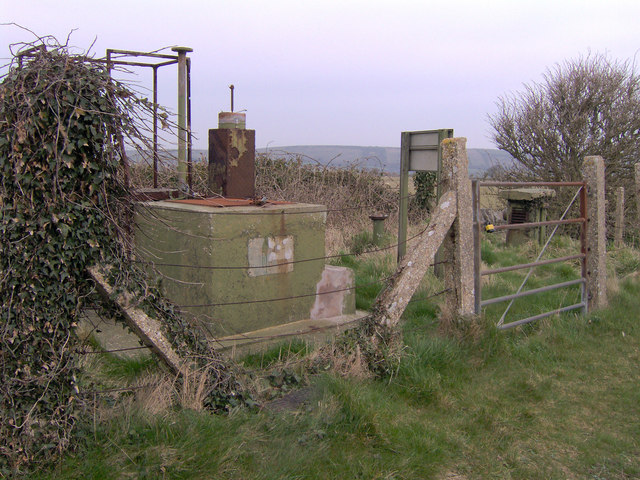 ROC underground monitoring post, Worth Matravers