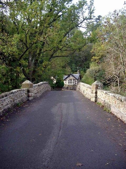 Bridge over the Stinchar at Barr