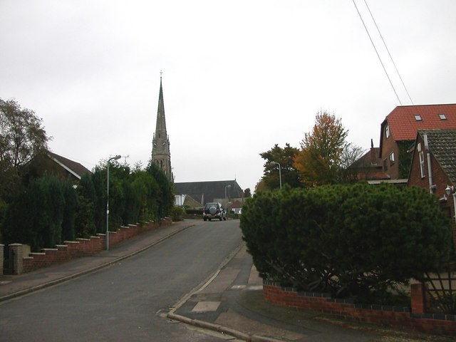Rugby - Beaconsfield Avenue