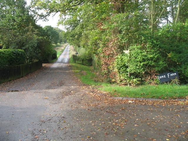 Bricky Lake Lane