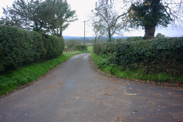 Country Lane, Butterhill, Stafford