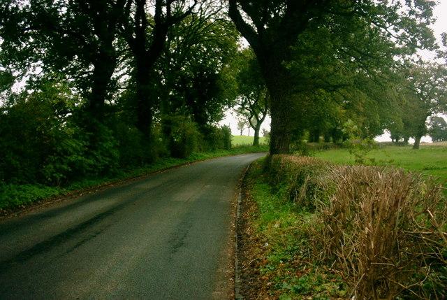 Milwich Lane, Sandon