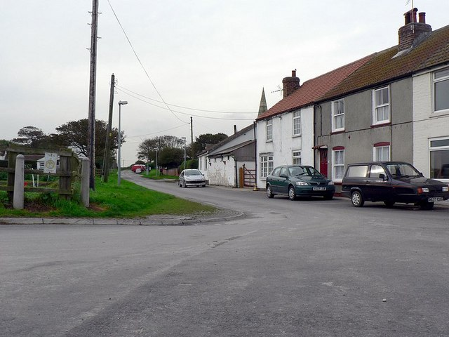 Cliff Road, Mappleton