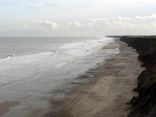 Mappleton sands (south)