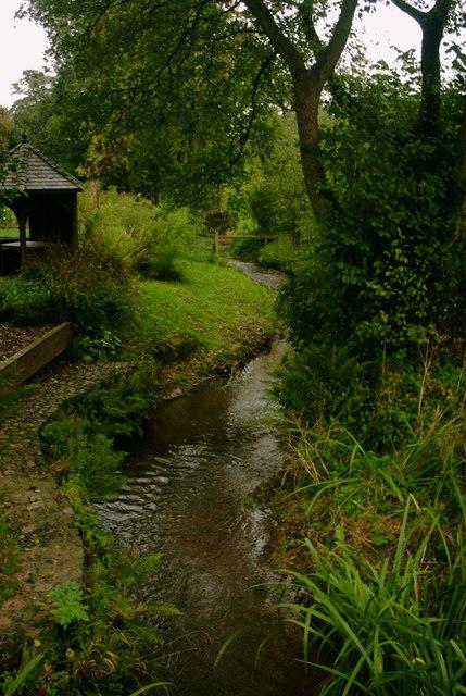 A Village Stream