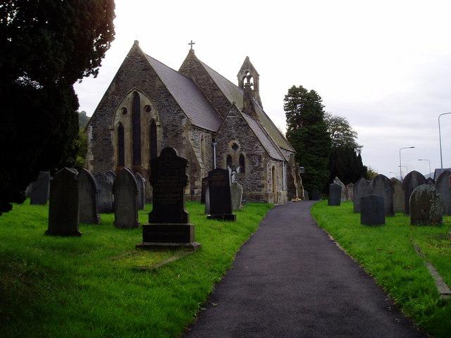 St Thomas' Church, Glyndyfrdwy